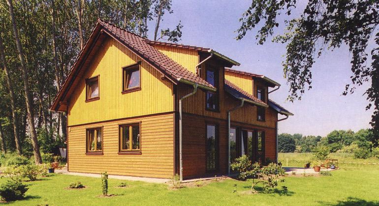 Top Holz - HOKO Fertighaus GmbH Ueckermünde, Mecklenburg-Vorpommern CW46