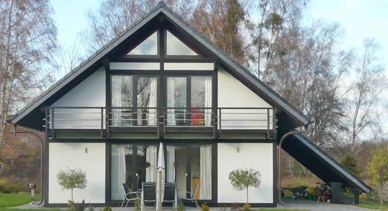 projekt kfw 70 hoko fertighaus gmbh ueckerm nde. Black Bedroom Furniture Sets. Home Design Ideas
